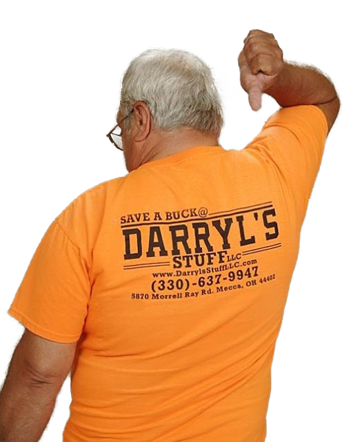 save a buck with darryls stuff