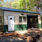 12x21x10-Side-Entry-Garage-with-a-9x8-Garage-Door