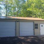 22x31x12-Side-Entry-Garage-with-2-10x10-garage-doors