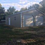 All-Vertical-Garage-22x26x10-w_-45-Degree-Trim-kit-on-garage-doors